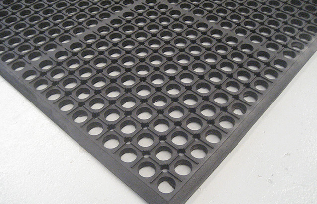 Bevelled Edged Safety Mat